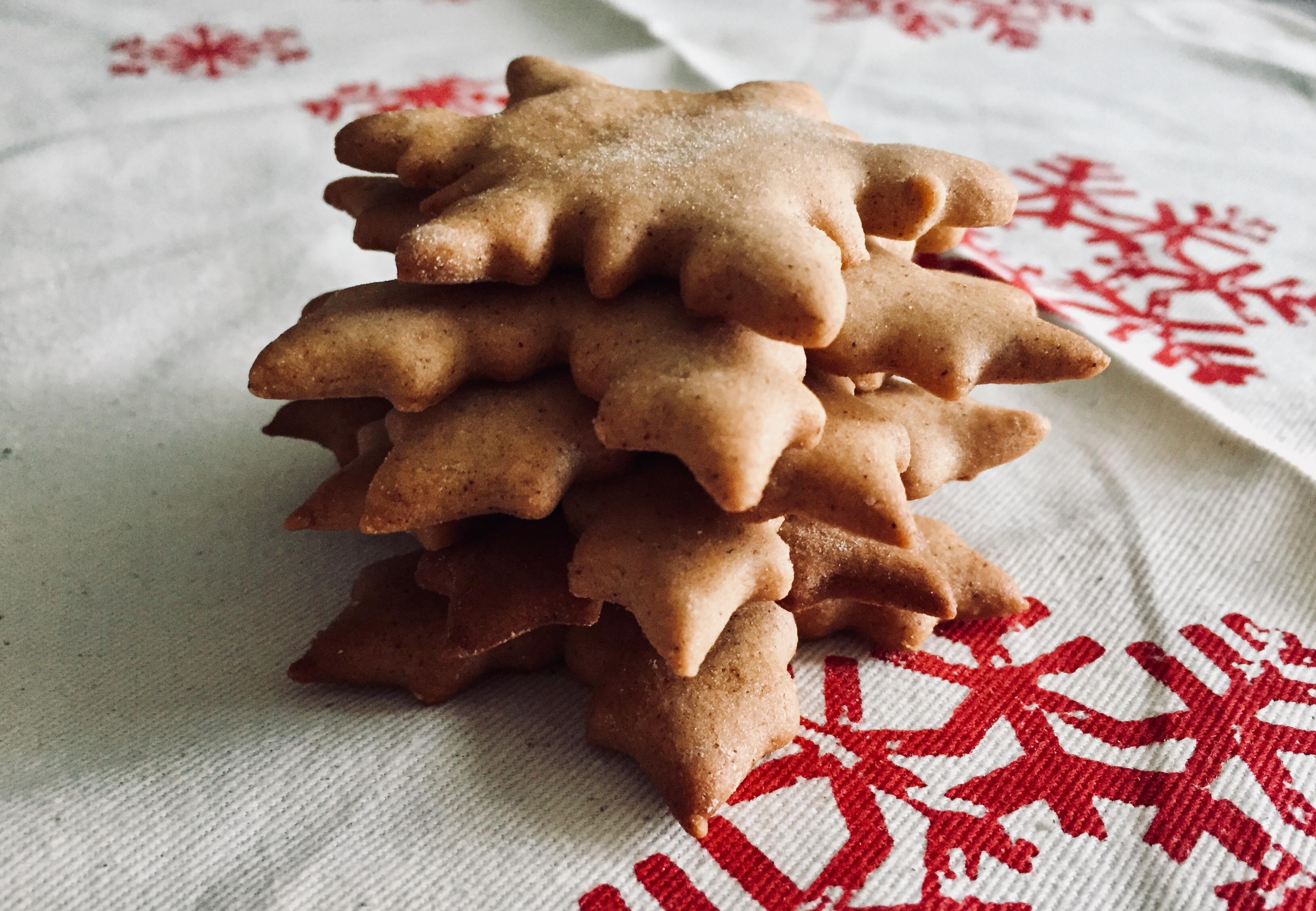 Biscotti Classici Di Natale.Pepparkakor