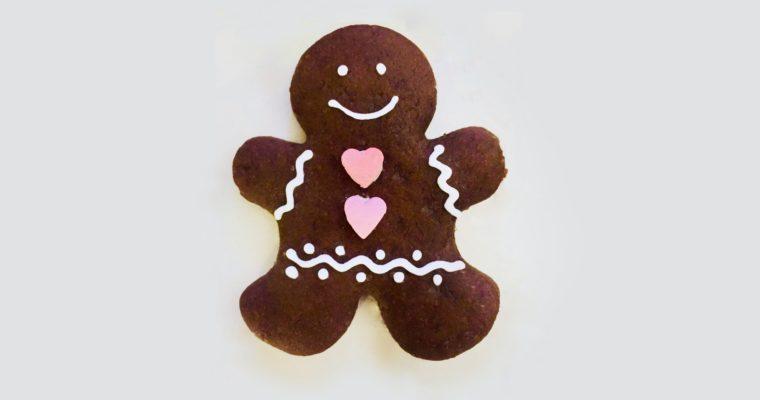 Biscotti di Natale: Omini di pan di zenzero