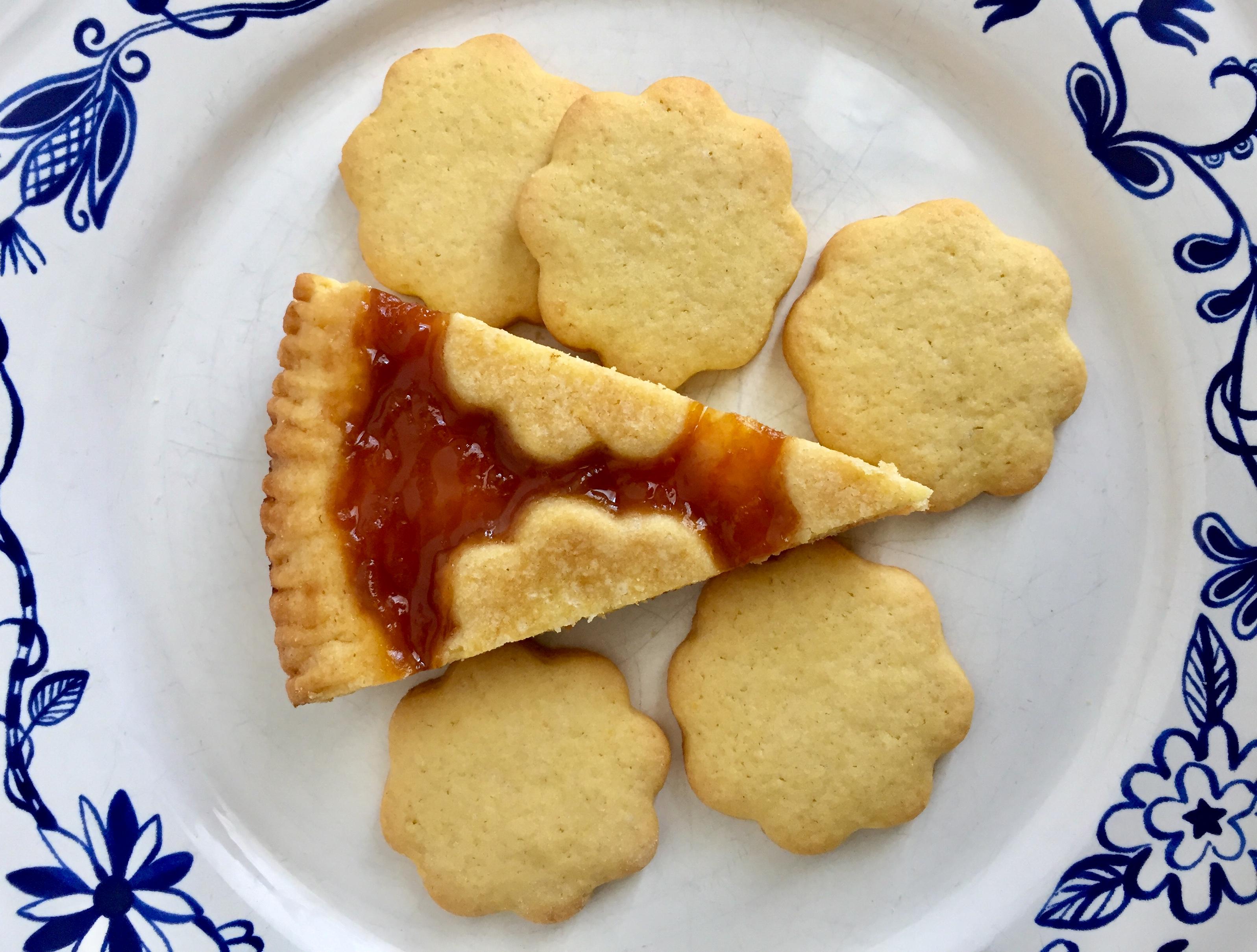 La crostata alla confettura di mia zia, ovvero la mia crostata preferita