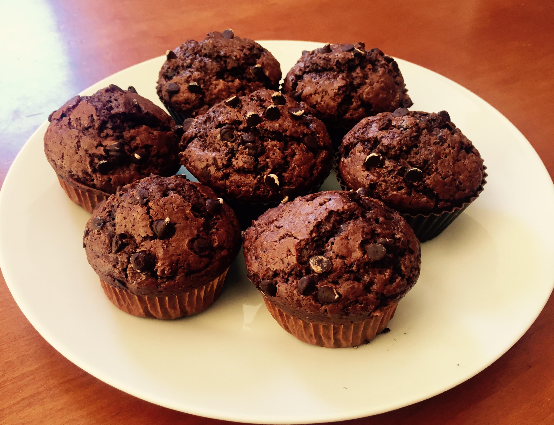 Muffins Al Cioccolato Master Of Cakes