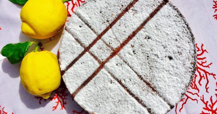 Caprese al limone