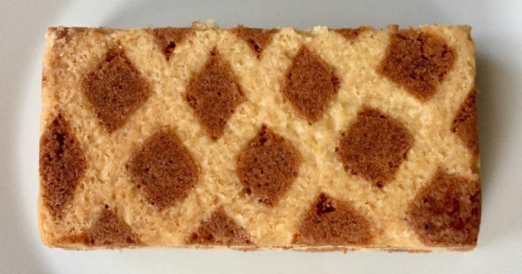 Torta al gianduia aka Torta giraffa (Gianduione di Stefano Laghi)